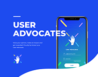 UI UX Design - User Advocates