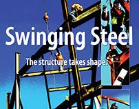 Swing Steel Poster