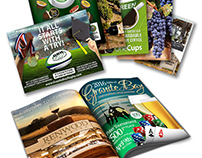 Printed Ad Illustration and Design