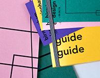 birmingham design festival | visual identity