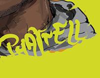 PHARRELL POSTER