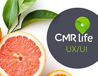 CMR Shopping App - UX/UI Design