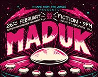 'Maduk' Poster