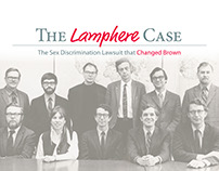 """The Lamphere Case,"" Pembroke Center"