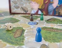 Saint Martin board game and puzzle