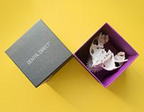 embalagem para biomodelos • packaging