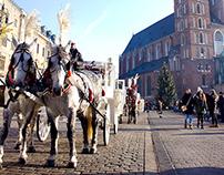 Cracovia, libro de viaje