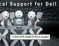 Technical Support For DELL +1-855-676-2448