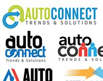 Auto Connect Logo Designs