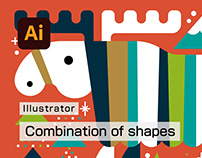 Combination of shapes