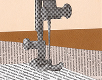 Graphic object Sewing machine