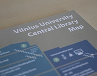 Central Library Map