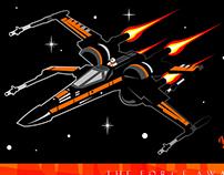 Xwing Black SW