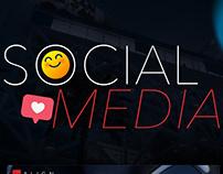 Social Media (interior design agency in Egypt)
