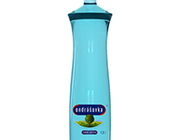 Ondrasovka water bottle