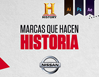 Nissan GTR - User Creative Solutions History Channel