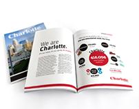 2017 Charlotte Magazine Media Kit