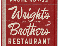 Wright's brothers