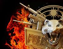 POLICE EVO LOGO