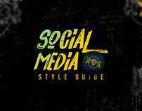 Social Media Style Guide Berggren