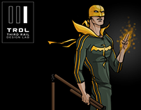 TRDL 2016 Series No. 15 - Iron Fist