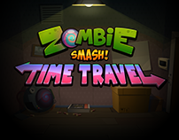 ZombieSmash! Time Travel
