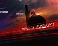 Who Is Hussain (A.S)?!
