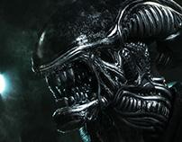 Alien (Robot style)