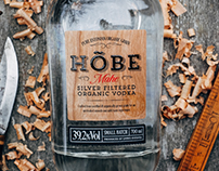 Hõbe Organic Vodka