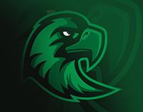 Orlęta Stromiec - logo design.