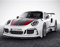 CGI Porsche 911 GT3 RS