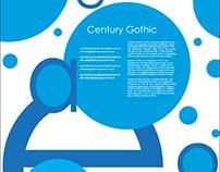 CENTURY GOTHIC HISTORY