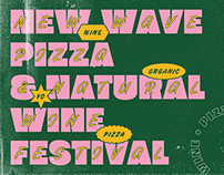 New Wave Pizza & Natural Wine Festival