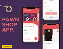 "App for ""Pawnshop №1"""