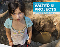 Samaritan's Purse Water Projects Brochure