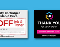 LD Products - Marketing Material