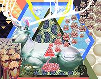 Vidrio Album Art Development