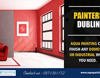 Painters Dublin|https://aquapainting.ie/