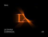 La Divina Commedia : Website