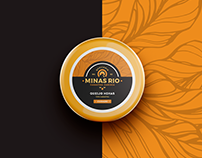 Minas Rio - Logo / Cheese Packaging / Branding