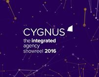 Cygnus Showreel 2016