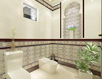 Morocco Bath