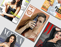 Tipsy Magazine Covers
