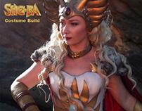 She-Ra Costume Build