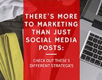Check Out These 5 Different Marketing Strategies