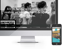 Website Etic_Algarve
