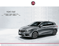 FIAT Egea-Tipo / Landing Page