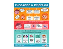 Infografía: Curiosidad&Empresas