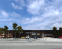 Sport centre