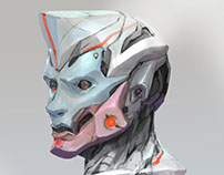 Mech / Robot ( sketchs )